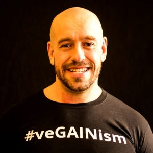 Vegan Personal Trainer and Nutritionist
