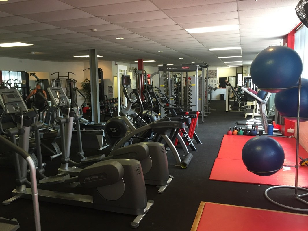 Norwich gym open times personal trainer
