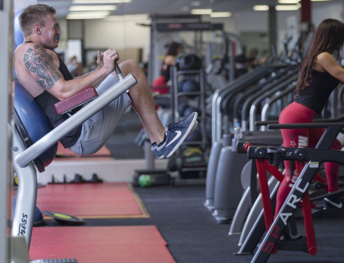 Cardio fitness gym norwich general weight training