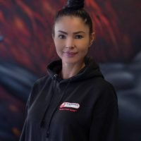 personal trainer Emma Sewell at Phoenix