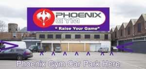 free parking at Norwich Gym, see here for details