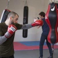 Boxing MMA Norwich training area at Phoenix Gym Norwich.
