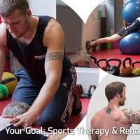Your Goal: Sport Therapy and Rehabilitation