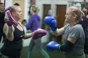 Sam Sexton Boxing Fitness sessions in Norwich at Phoenix gym