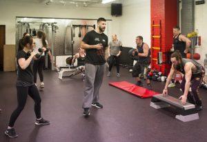 Phoenix gym Norwich with Sam Sexton Boxing Fitness