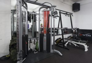 Norwich Gym Personal training Studio at Phoenix Gym