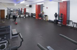 Personal Training room here at Phoenix Gym in Norwich
