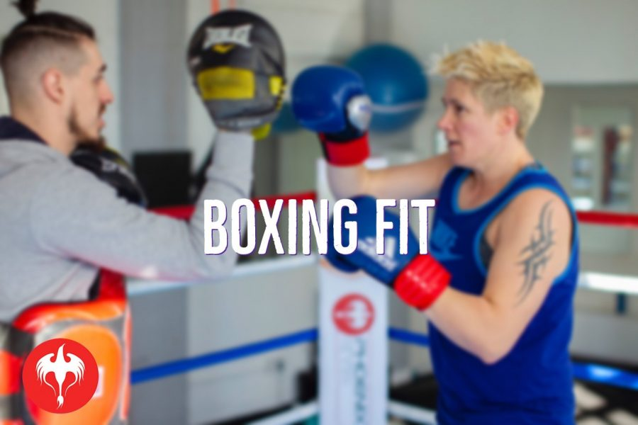 boxing fitness at phoenix gym norwich