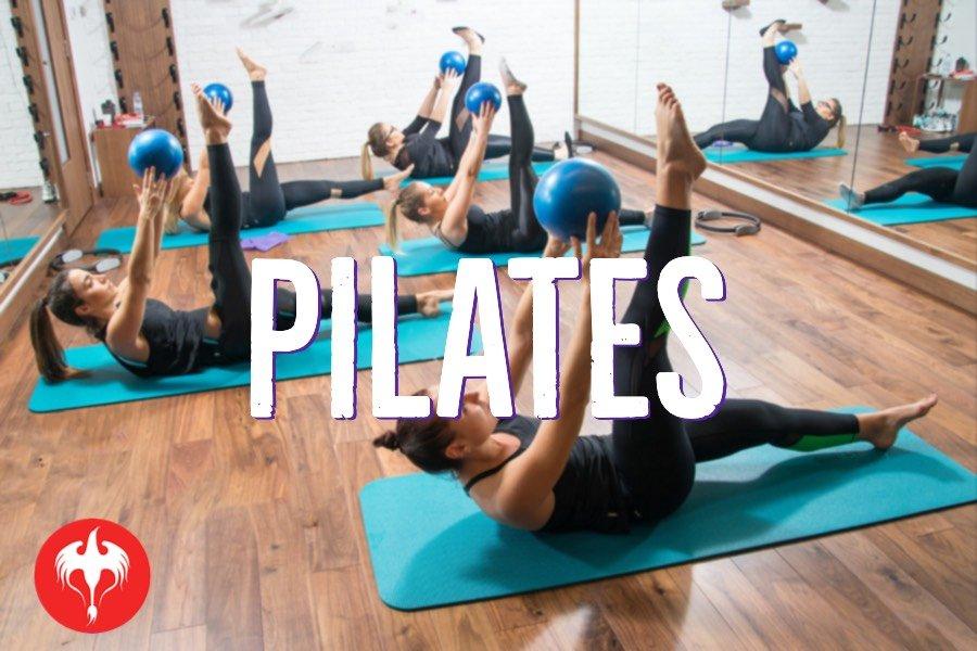 pILATES CLASSES AT Phoenix Gym Norwich