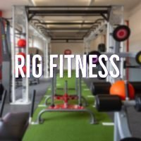 rig-fitness at Phoenix Gym Norwich