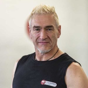 Shaun Tester personal Trainer at Phoenix Gym in Norwich