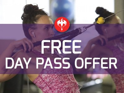 Free day pass offer