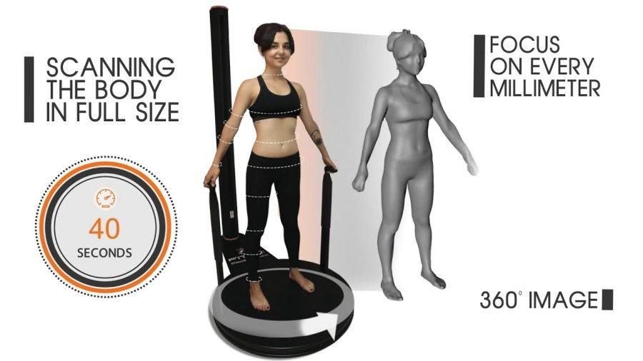 FIT3D Body Scanner at Phoenix Gym Norwich