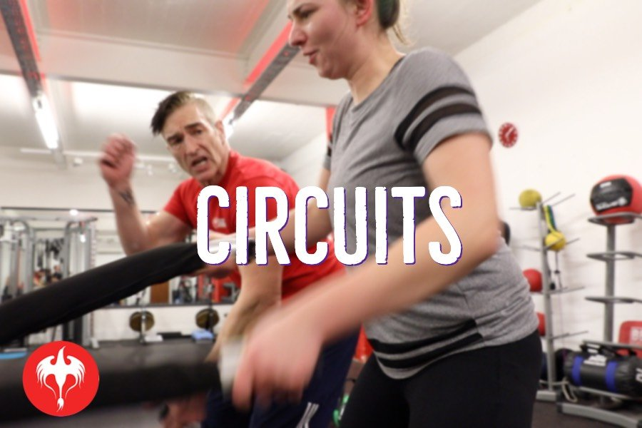 Circuit Training Classes at Phoenix Gym Norwich