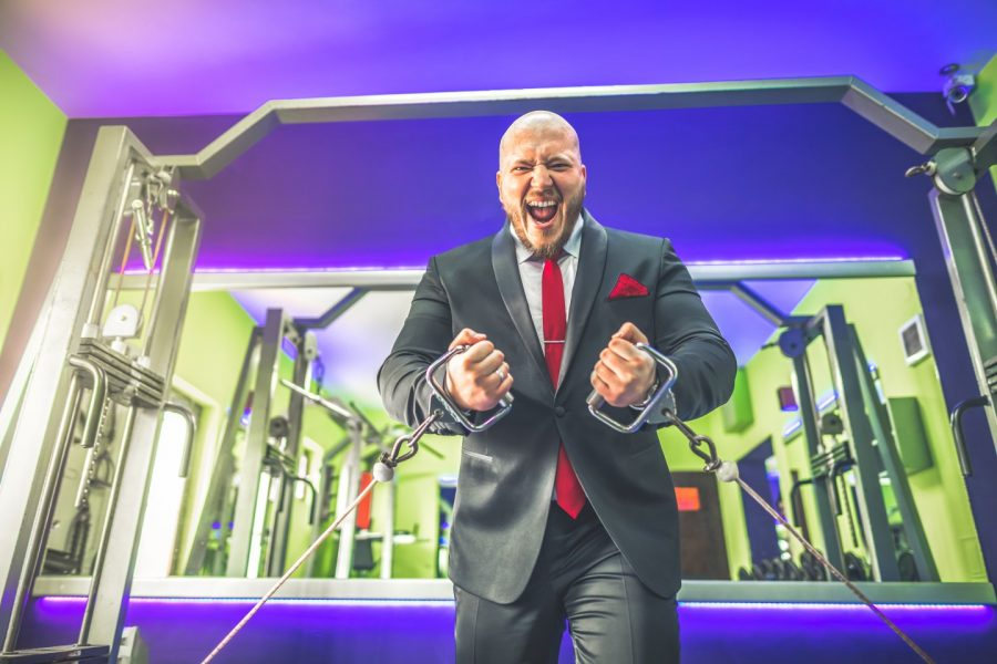 corporate health and fitness at Phoenix Gym Norwich