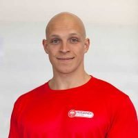 Aleksey Lesha Personal Trainer Norwich