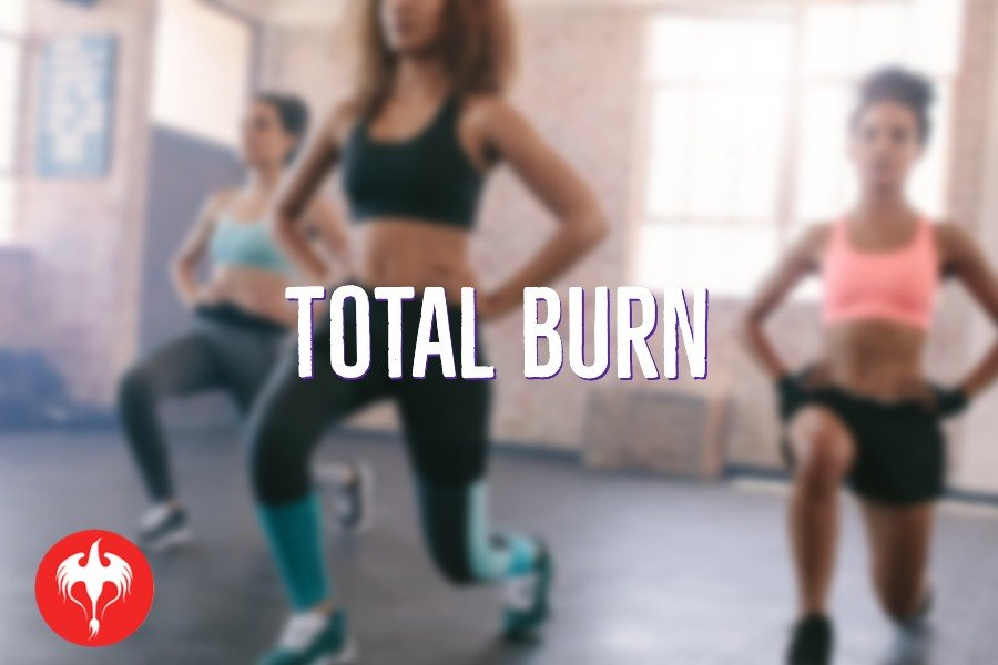 Total Burn Class at Phoenix Gym norwich